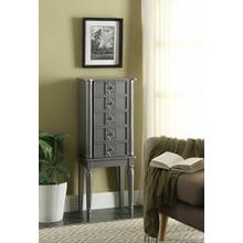 ACME Tammy Jewelry Armoire - 97168 - Silver