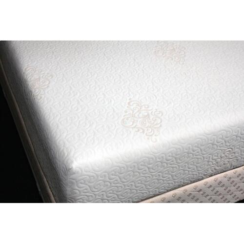 "Dreamhaven - Keepsake 10"" Memory Foam - Queen"