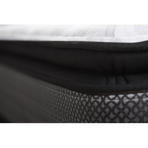Response - Response - Performance Collection - Merriment - Plush - Euro Pillow Top - Split Queen