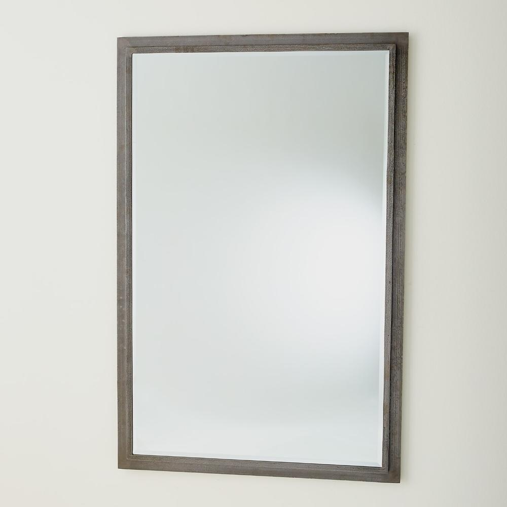 See Details - Laforge Mirror-Natural Iron