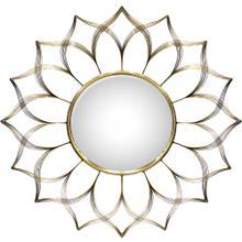 Boho Bloom Mirror
