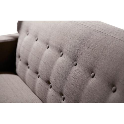 VIG Furniture - Divani Casa Tawny Modern Fabric Sofa & Ottoman Set