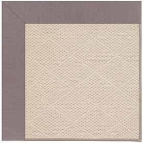 Creative Concepts-White Wicker Canvas Dusk Machine Tufted Rugs