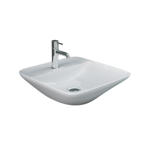 Product Image - Variant Square Above Counter Basin with Faucet Hole