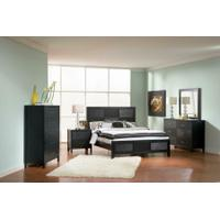 Grove Transitional Queen Four-piece Bedroom Set Product Image