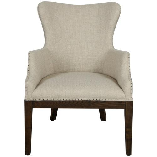 Classic Home - Carson Upholstered Accent Chair