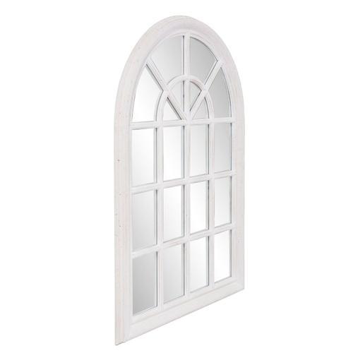 Howard Elliott - Fenetre White Washed Mirror