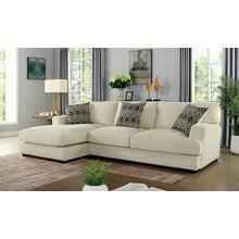 Kaylee L-Shaped Sectional (Left Chaise)