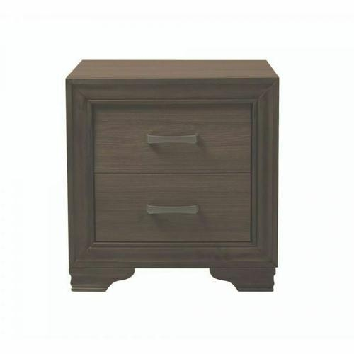 ACME Cyrille Nightstand - 25853 - Walnut