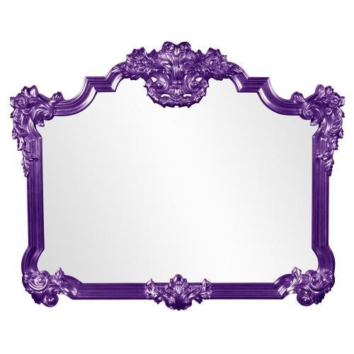 Howard Elliott - Avondale Mirror - Glossy Royal Purple