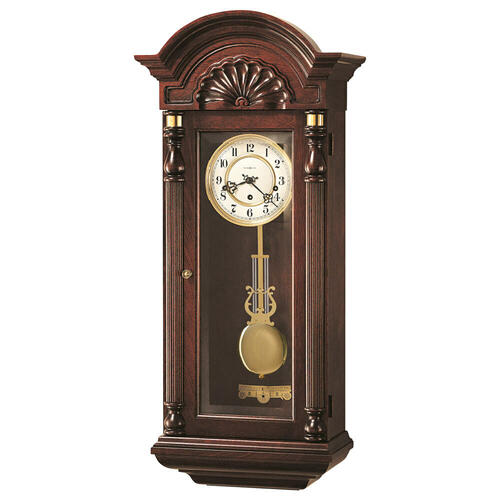Howard Miller Jennison Chiming Wall Clock 612221