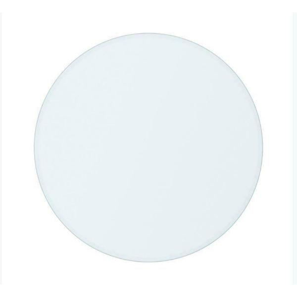 """See Details - Danette 54"""" Round Glass Dining Table Top"""