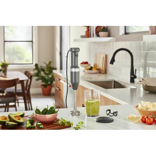 Gallery - Variable Speed Corded Hand Blender - Matte Charcoal Grey