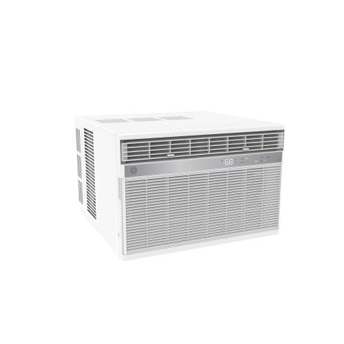 GE® ENERGY STAR® 18,000/17,800 BTU 230/208 Volt Smart Electronic Window Air Conditioner