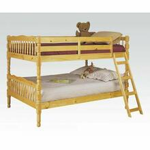 ACME Homestead Full/Full Bunk Bed - 02290 KIT - Natural