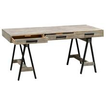 Juliana Desk Lime Wash Brown