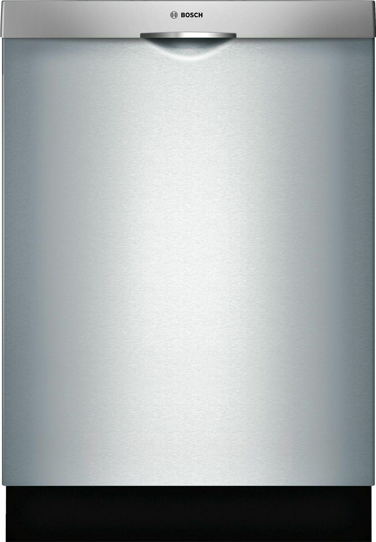 Bosch300 Dlx Scoop Hndl, 5/5 Cycles, 44 Dba, 3rd Rck, Infolight - Ss