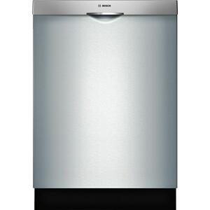 Bosch300 Series Dishwasher 24'' Stainless steel SHS843AF5N