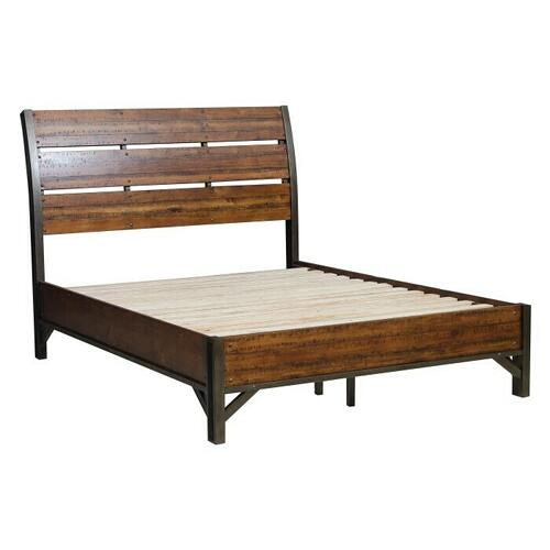 Eastern King Platform Bed