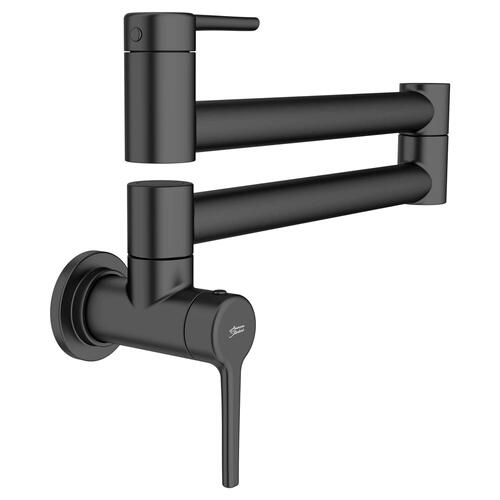 Studio S Pot Filler Kitchen Faucet  American Standard - Matte Black