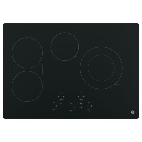 "GE® 30"" Built-In Touch Control Electric Cooktop"