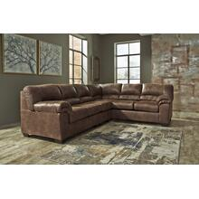 View Product - Bladen - Coffee 3 Piece Sectional