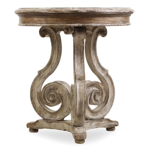Hooker Furniture - Chatelet Scroll Accent Table