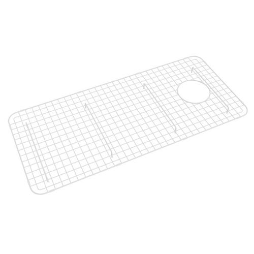 White Wire Sink Grid For RC3618 Kitchen Sink