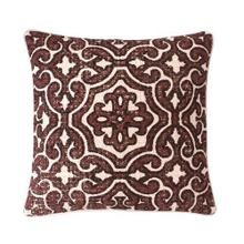 Alba Pillow Cover Wine