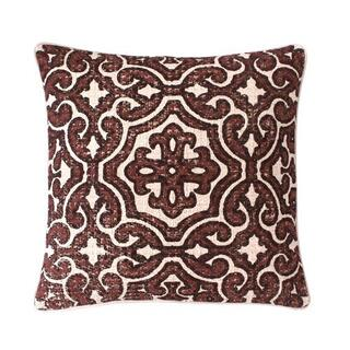 See Details - Alba Pillow Cover Wine