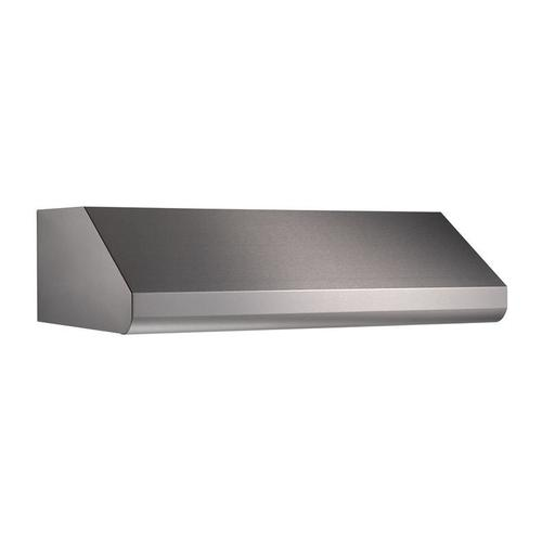 "30"" 600 CFM Internal Blower Stainless Steel Range Hood"