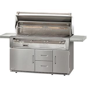 "Alfresco56"" ALXE Refrigerated Cart Model"
