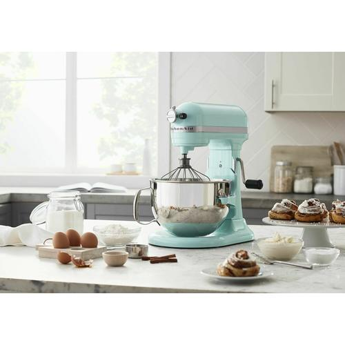 Gallery - Professional 600™ Series 6 Quart Bowl-Lift Stand Mixer - Ice