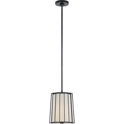 Barbara Barry Carousel 1 Light 10 inch Bronze Lantern Pendant Ceiling Light, Small Tapered