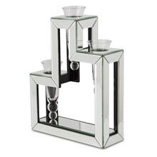 3-tier Glass Vase 128