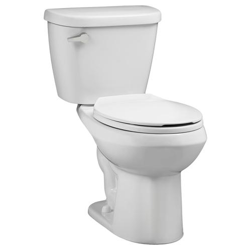 Renaissance WaterWarden Toilet - 1.28 GPF - White
