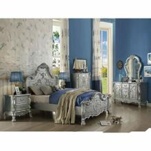ACME Dresden Full Bed - 30675F - Silver