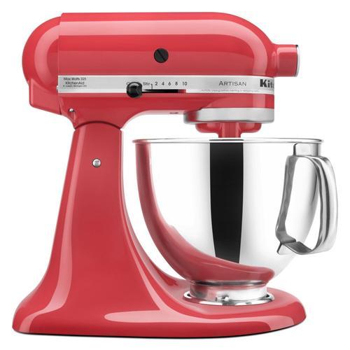 KitchenAid - Artisan® Series 5 Quart Tilt-Head Stand Mixer Watermelon