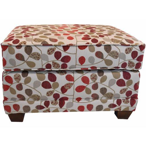 Lacrosse Furniture - 664-10 Ottoman