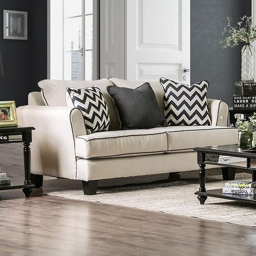 Furniture of America - Percey Love Seat