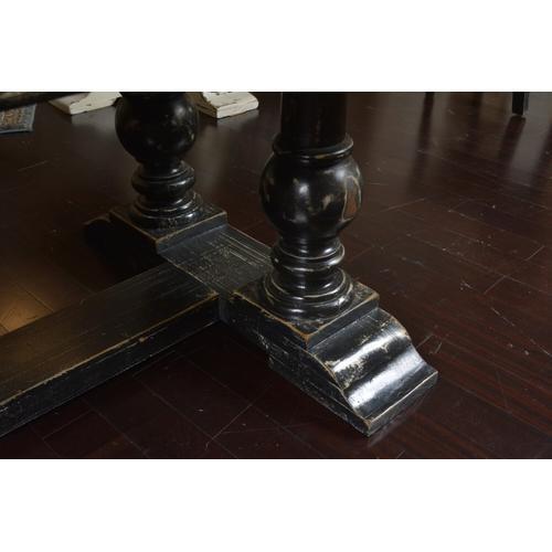 "Horizon Home Furniture - Monaco 97"" Dining Table"