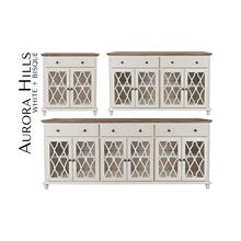 Aurora Hills 2 Door Accent Chest