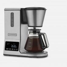 See Details - PurePrecision 8 Cup Pour-Over Coffee Brewer with Glass Carafe