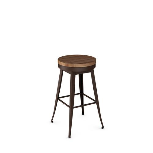 Grace Swivel Stool (wood)