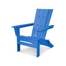 View Product - Quattro Folding Adirondack in Pacific Blue