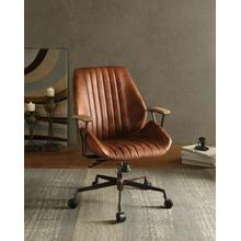 ACME Hamilton Executive Office Chair - 92413 - Cocoa Top Grain Leather