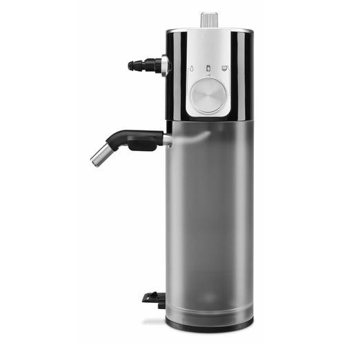 KitchenAid - Metal Automatic Milk Frother Attachment - Onyx Black