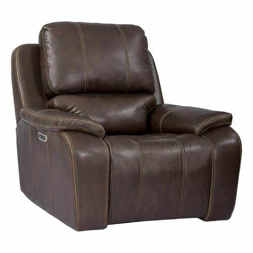 Product Image - POTTER - WALNUT Power Recliner