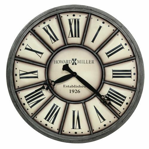 Howard Miller - Howard Miller Company Time II Oversized Wall Clock 625613