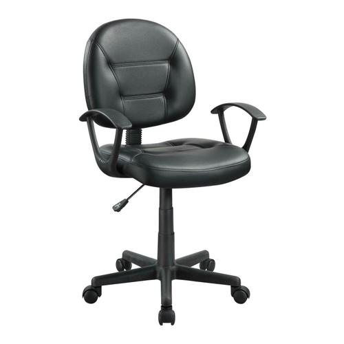 Coaster - Contemporary Black Office Chair